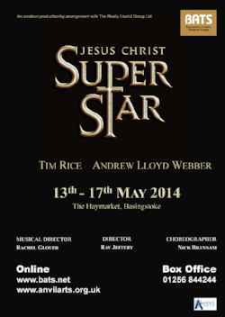 Jesus Christ Superstar - May 2014