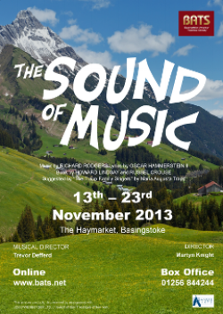 The Sound of Music - Nov 2013
