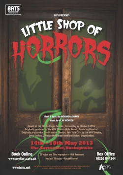 Little Shop of Horrors - May 2013