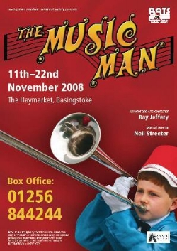 The Music Man - Nov 2008