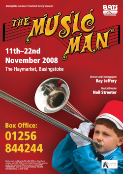 BATS-the-music-man-poster-november-2008