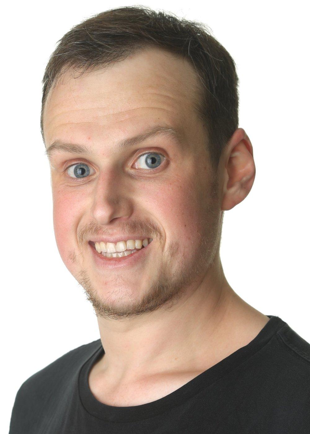 Headshot of James Young