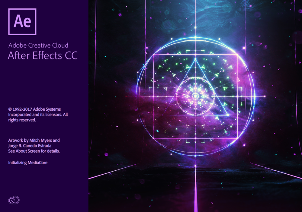 Line Art In After Effects : Adobe after effects cc brand ident — mitch myers
