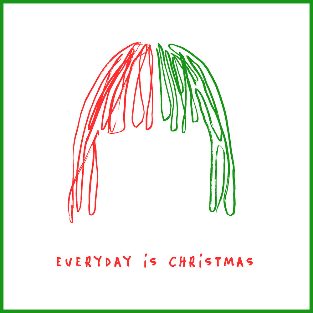 SIA—everyday is christmas -