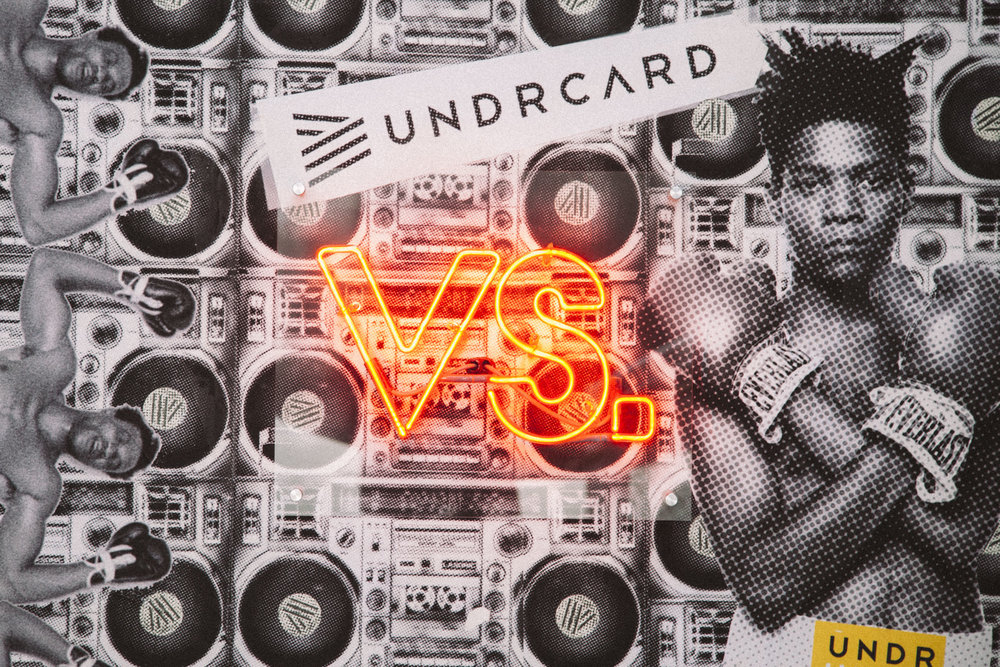 UNDRCARD—Boxing Studio -