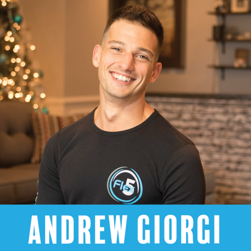 Andrew Giorgi, Whole30/Paleo Personal Chef.    Learn more...