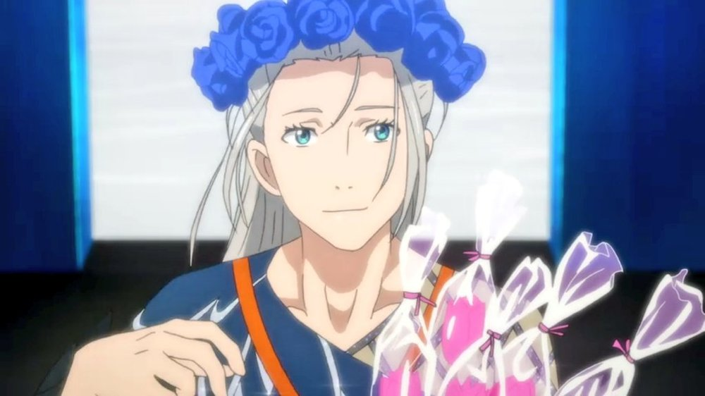 "Ep. 7 ""China's On! The Grand Prix Series Opening Event!! The Cup of China Free Skate"", Young Viktor"