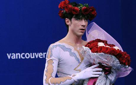 Johnny Weir, 2010 Winter Olympic Games