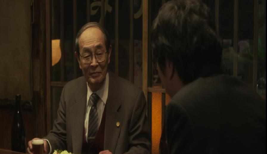 Mr. Nakatsuka at Midnight Diner Restaurant