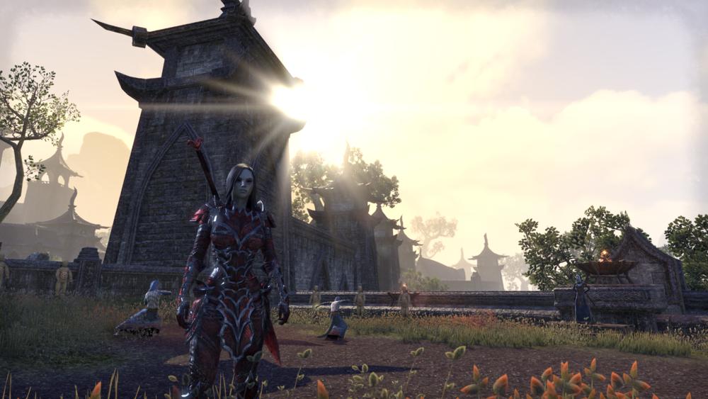 Tarvala in Morrowind