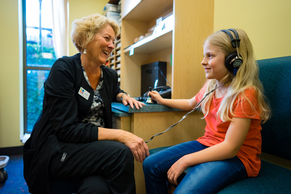 Hearing Test Pediatrics