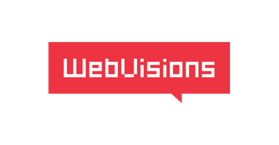 Webvisions Tech Conference
