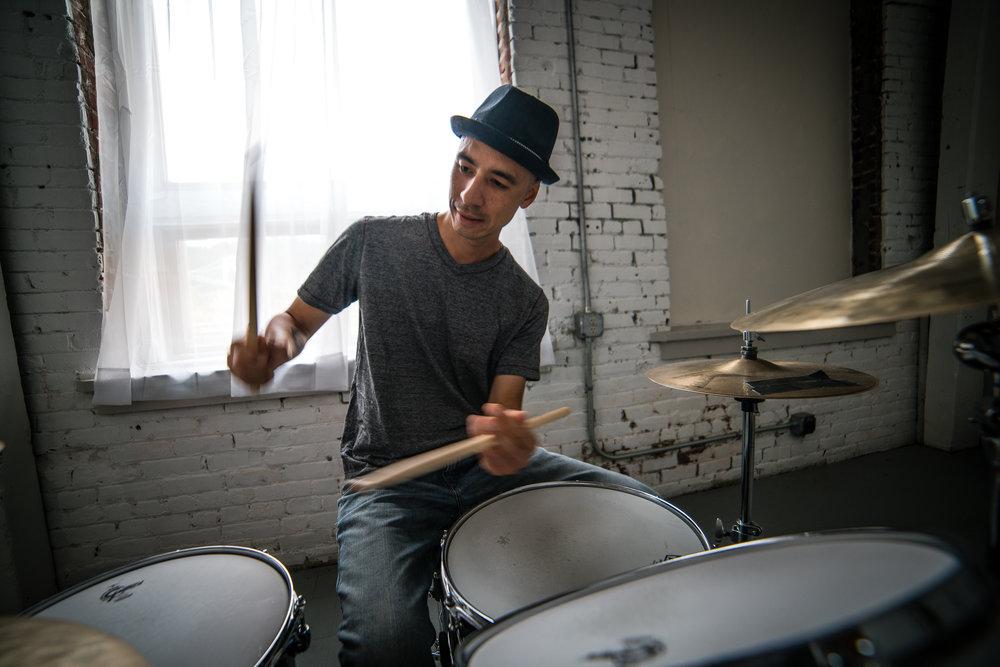 Neil Negri Drummer Extraordinaire