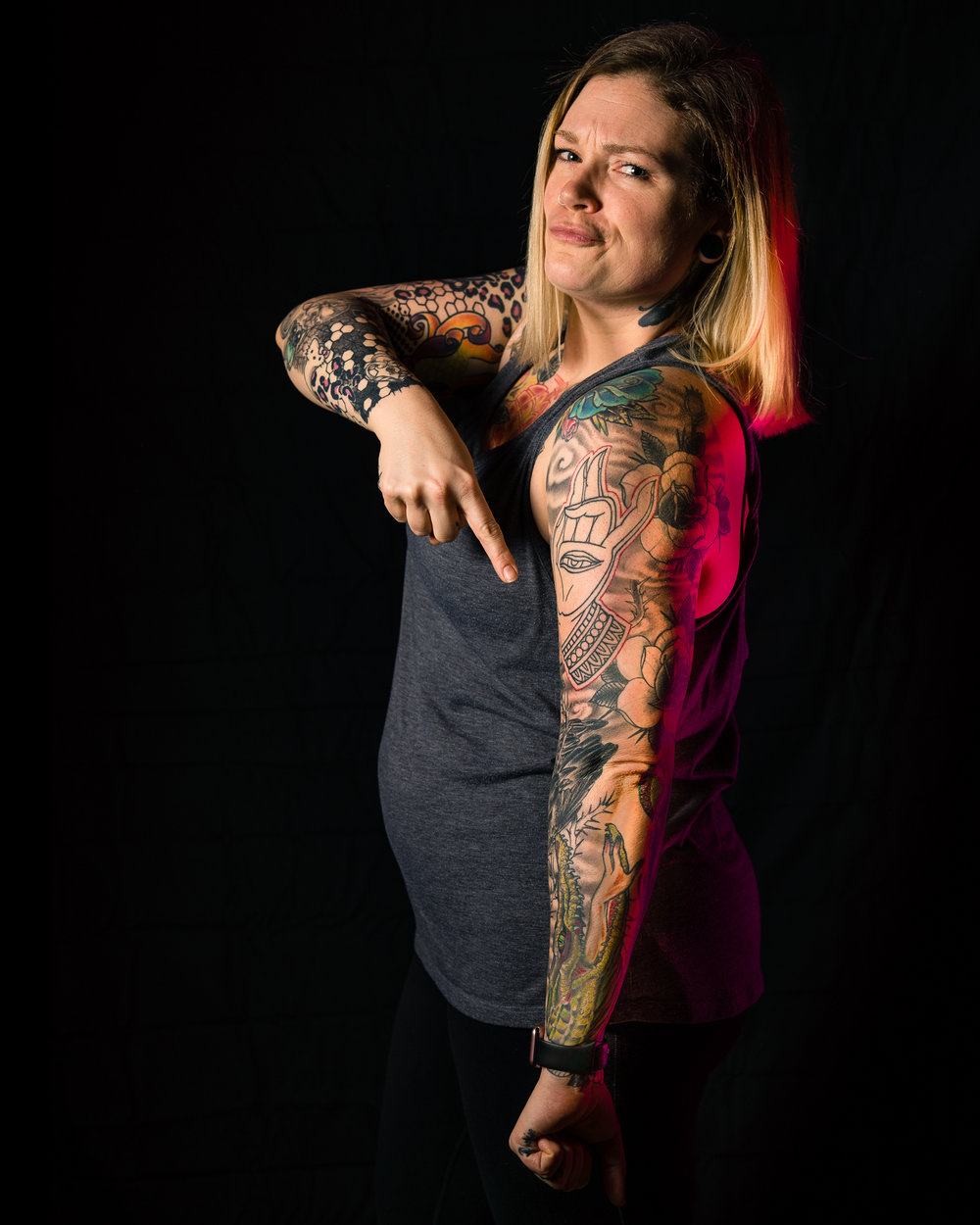 Stephanie Hanna, Badass of Self-Love