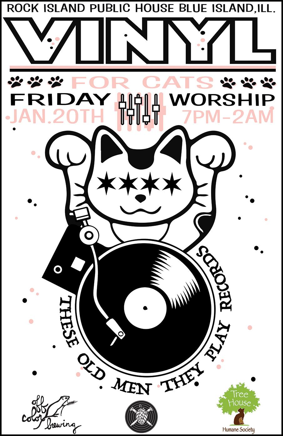 Vinyl For Cats