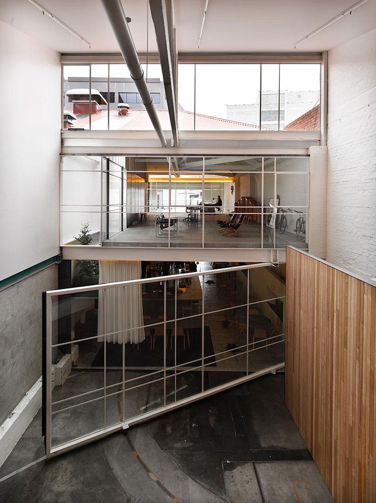 The Press Hall -