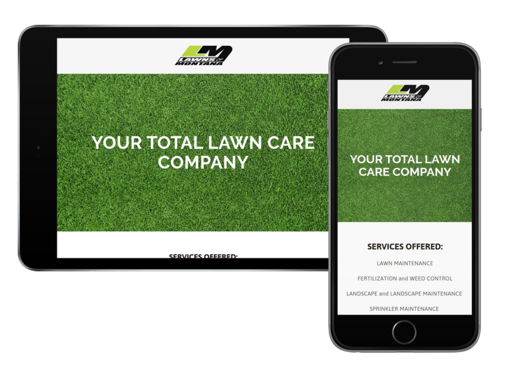 Lawns of Montana - local business