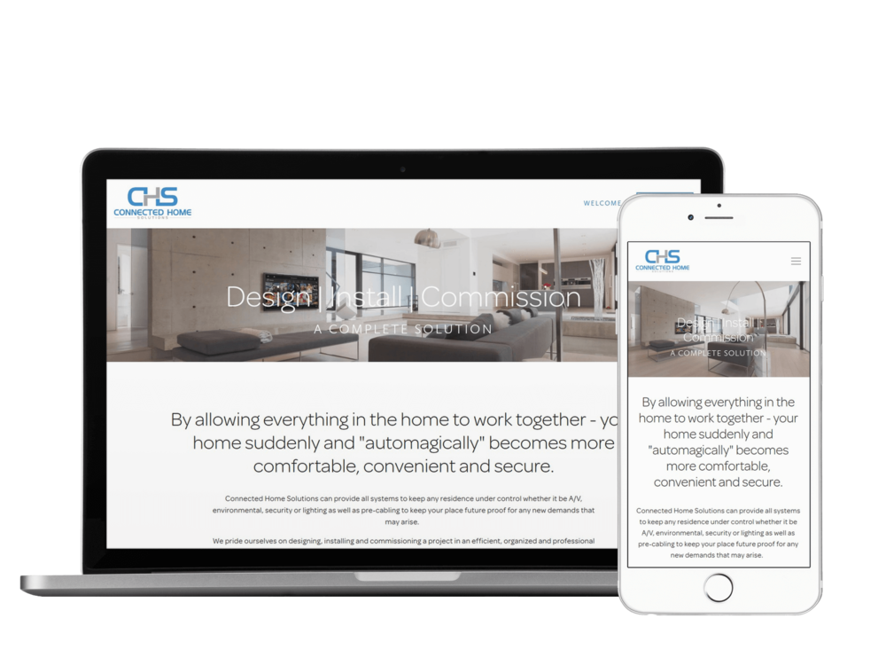 Connected Home Solutions - technology