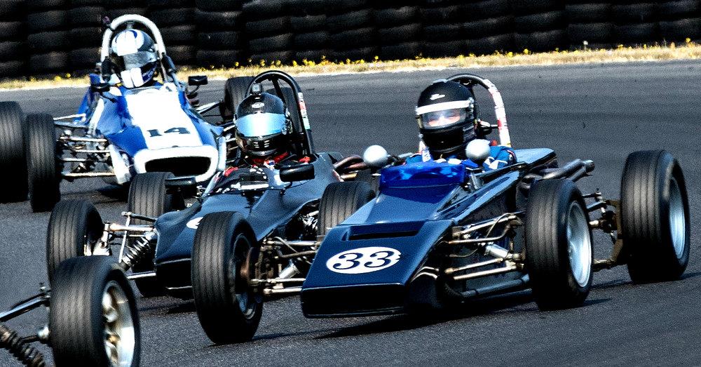 A Historic Formula Ford Championship