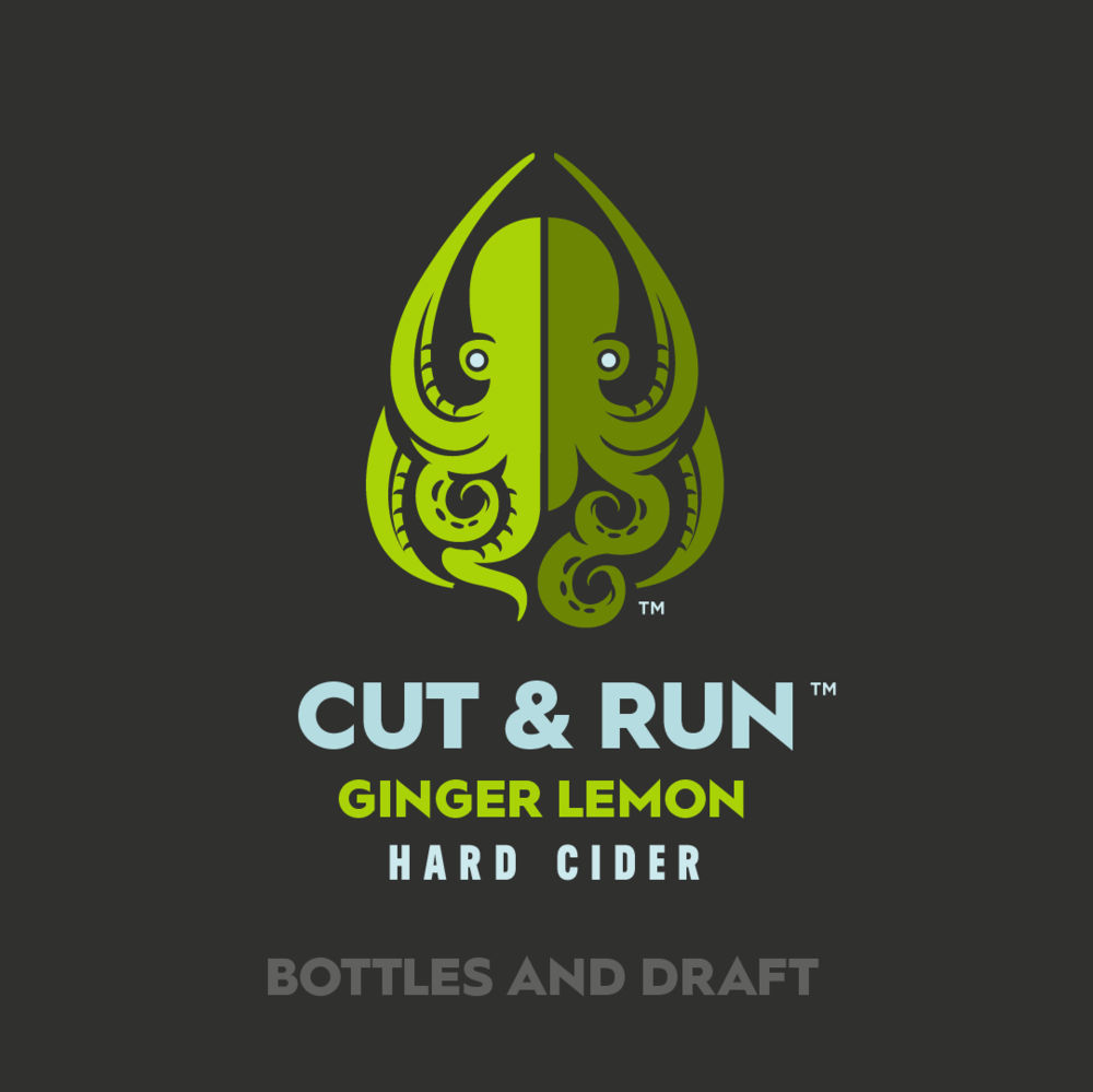 Bold and off-dry, Cut & Run is fermented on fresh cut ginger and finished with a hint of lemon. The flavors are subtle and go well with spicy food and fish. Grab some bottles for your next cook out.