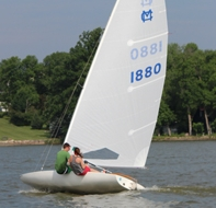 "1880   ""Laura's Boat""   Skipper: Laura Madden"
