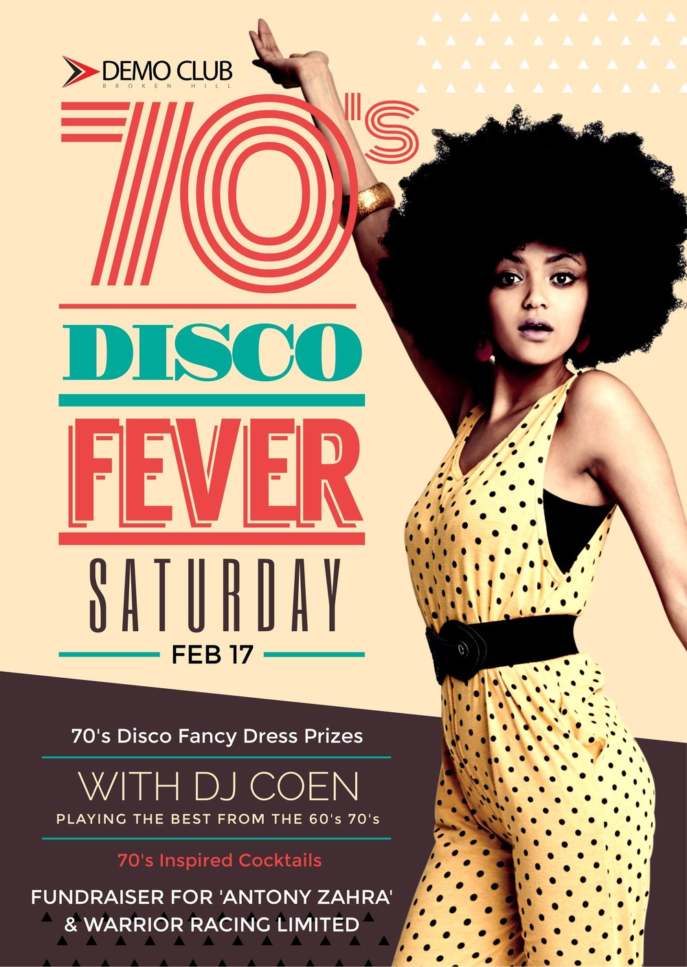 Demo Club 70's Disco Fever