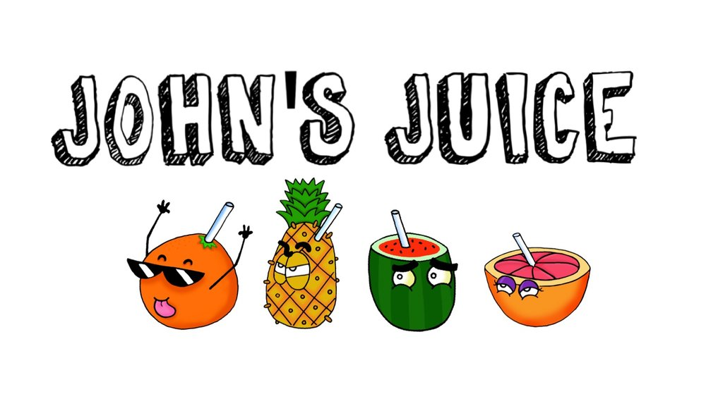 johns juice group photo