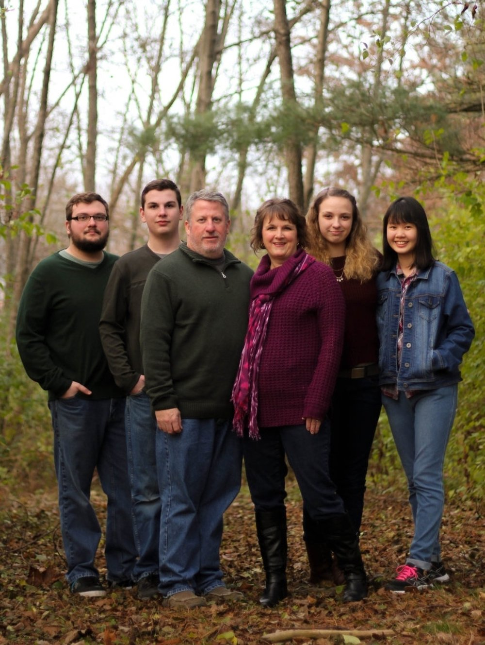 "Tammy (and Steve) Burk   ""I have home schooled for ten years and have always considered the most important component is my children's hearts for Christ. My children include a young adult and two teens. Seeing the fruits emerge has been extremely rewarding.  I have been a part of this group of Christ-loving home educators for several years and know they also have a passion for their children's spiritual and academic growth.  The chapel time and the academic classes all point to the purpose to fulfill their callings to serve Christ.  I have also had the opportunity to teach some of the classes and it has been rewarding for me as well.  We spent this current year hosting a foreign exchange student and the enriching experience has fortified our commitment to listen to His will."""