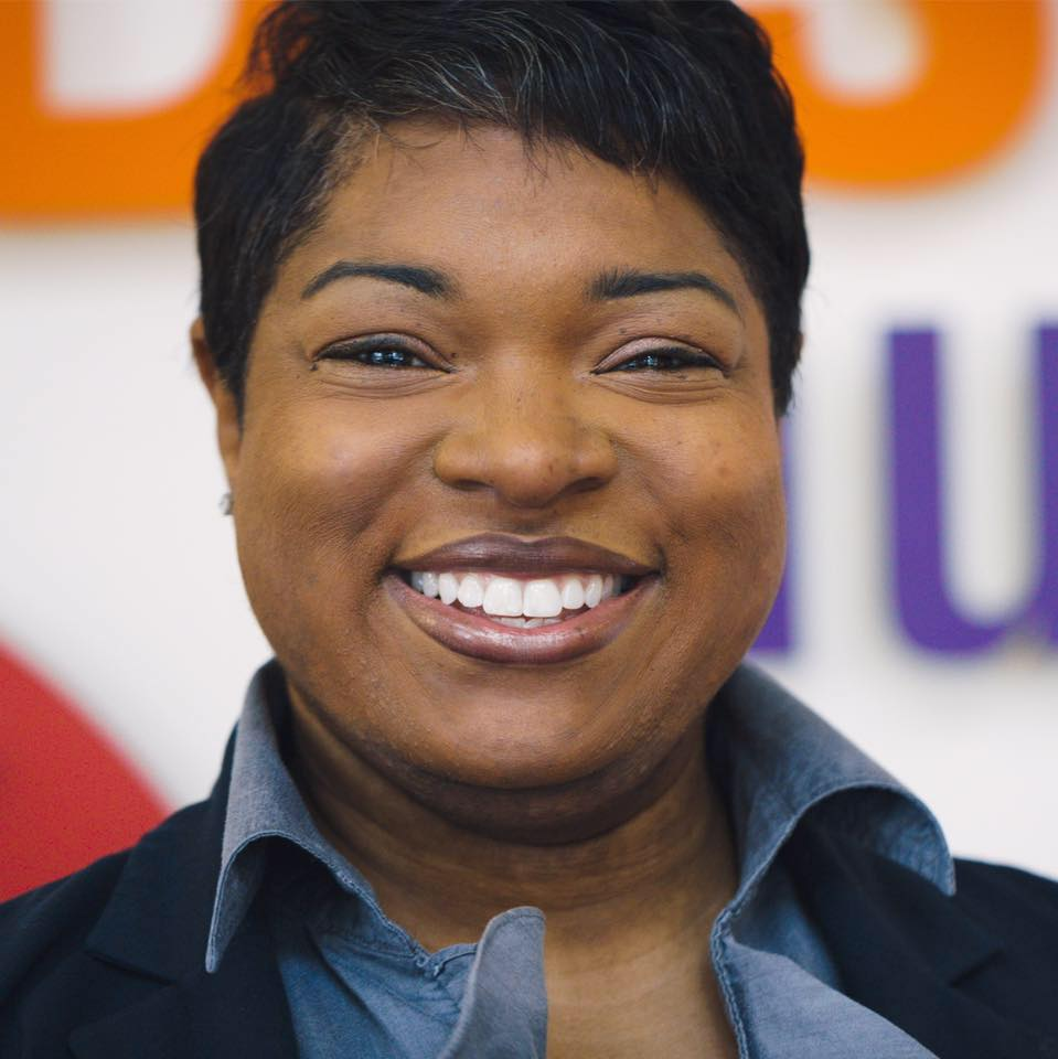 Normal Town Council member Chemberly Cummings.   Credit Chemberly Cummings