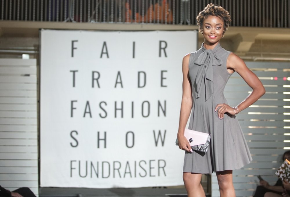 Fair trade fashion show 4
