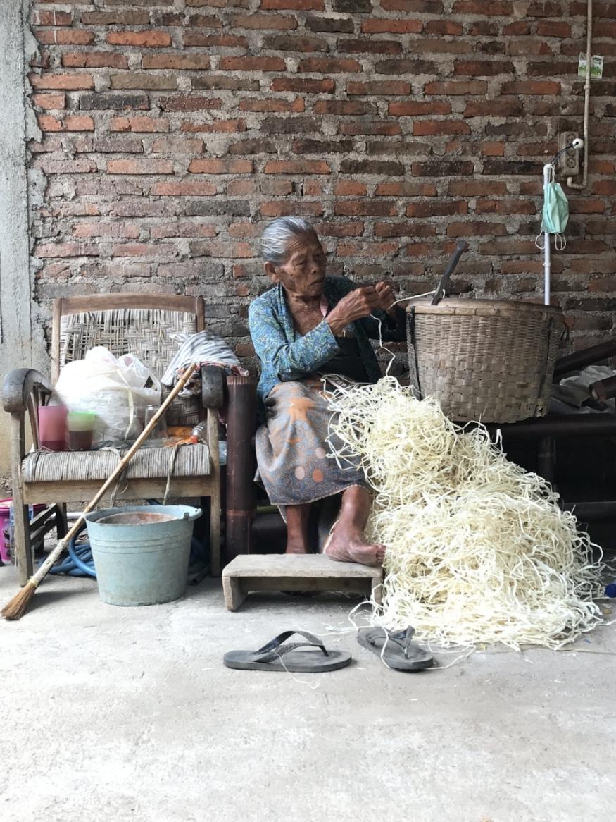 The oldest artisan