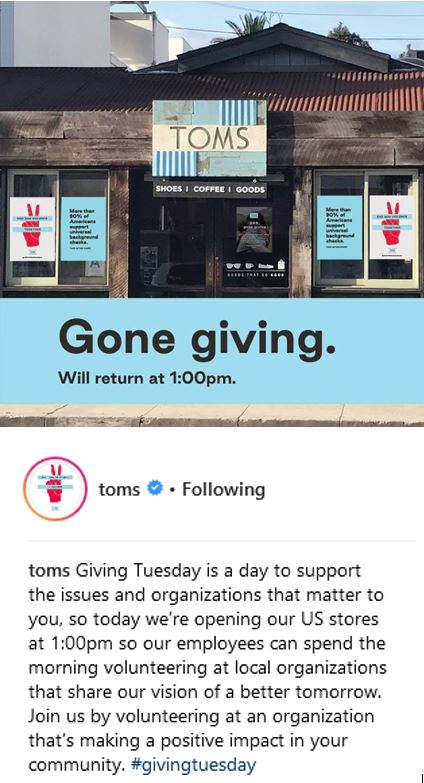 Tom's Giving Tuesday.JPG