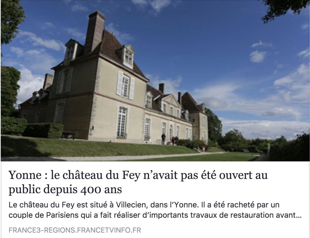 http://france3-regions.francetvinfo.fr/bourgogne-franche-comte/yonne-chateau-du-fey-n-avait-pas-ete-ouvert-au-public-400-ans-1329495.html