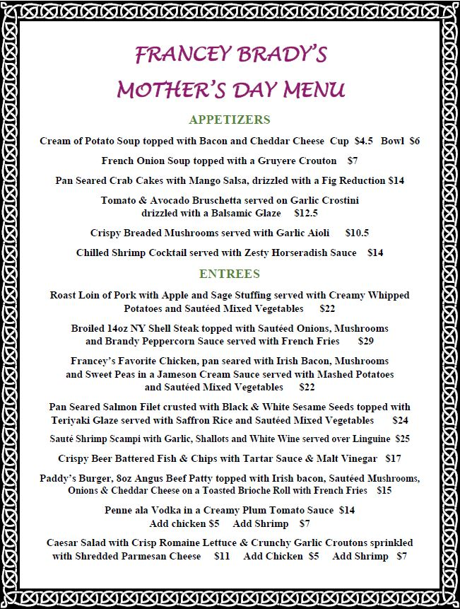 Mother's Day Menu.JPG