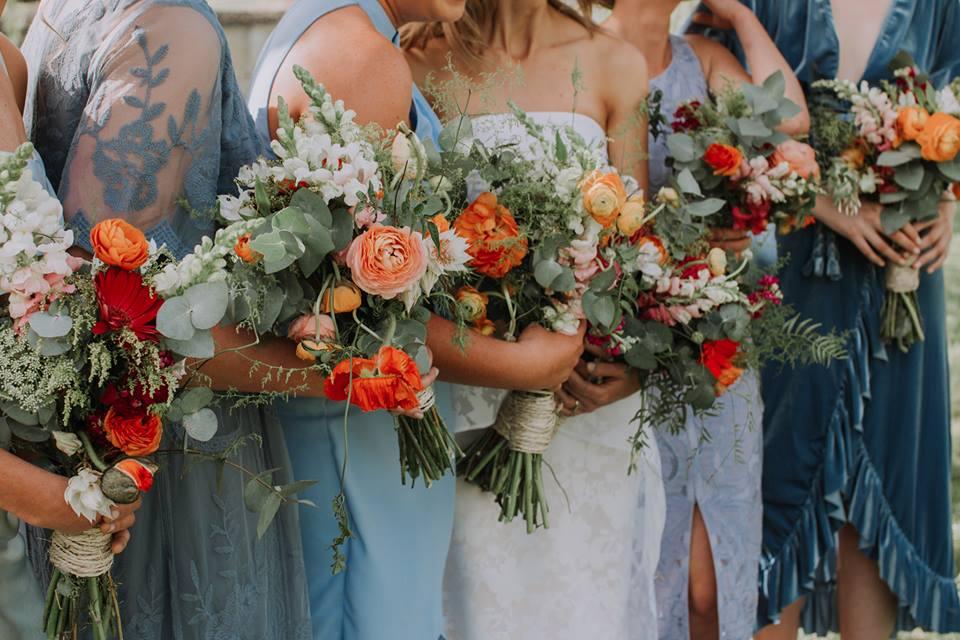 Bendigo Coolroom Hire Flowers Wedding