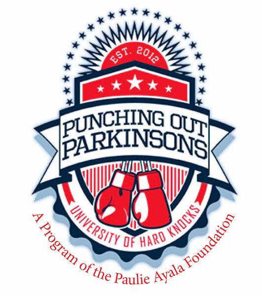 Punching Out Parkinson's Classes