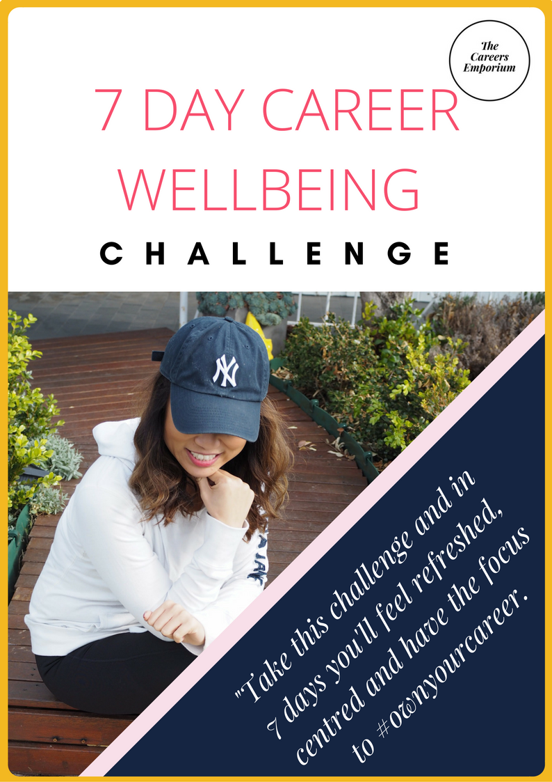 Ready to raise your career wellbeing? - Click to regain your Career Focus