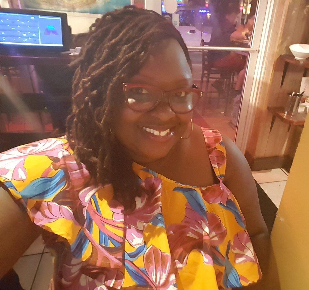 My cute long flowing dress....