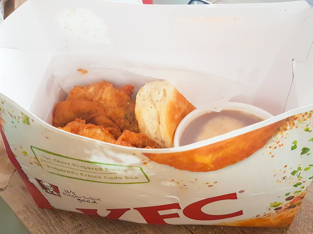 Aruban KFC.