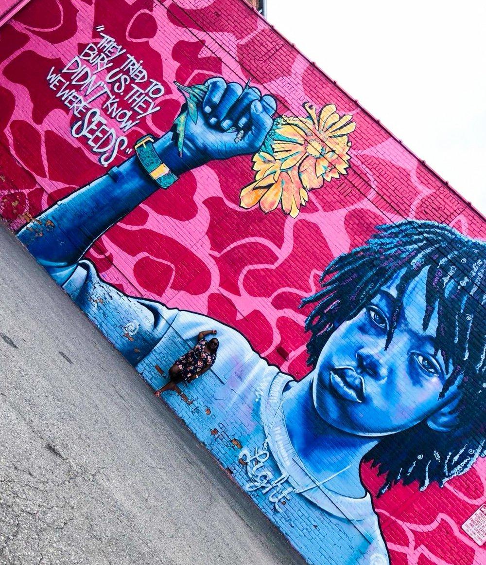 Street Art in Detroit