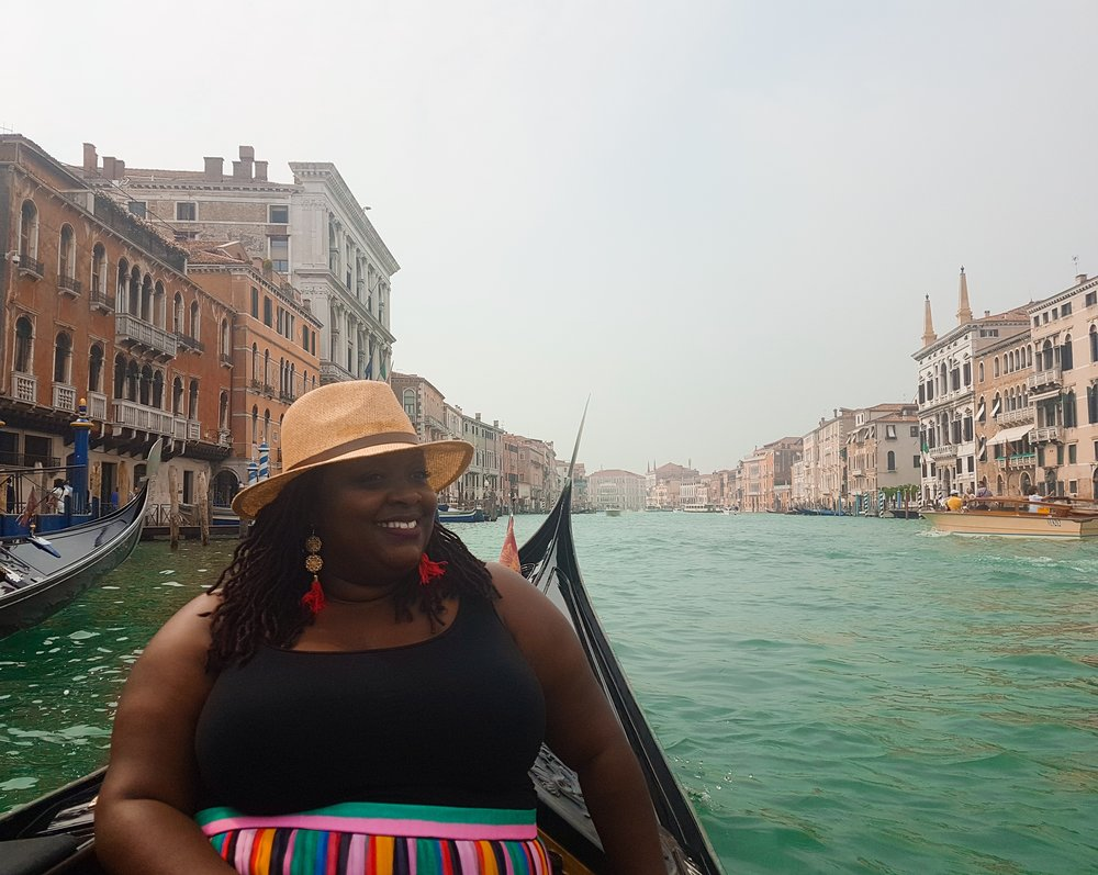 Did you go to Italy if you didn't do a Gondola ride?