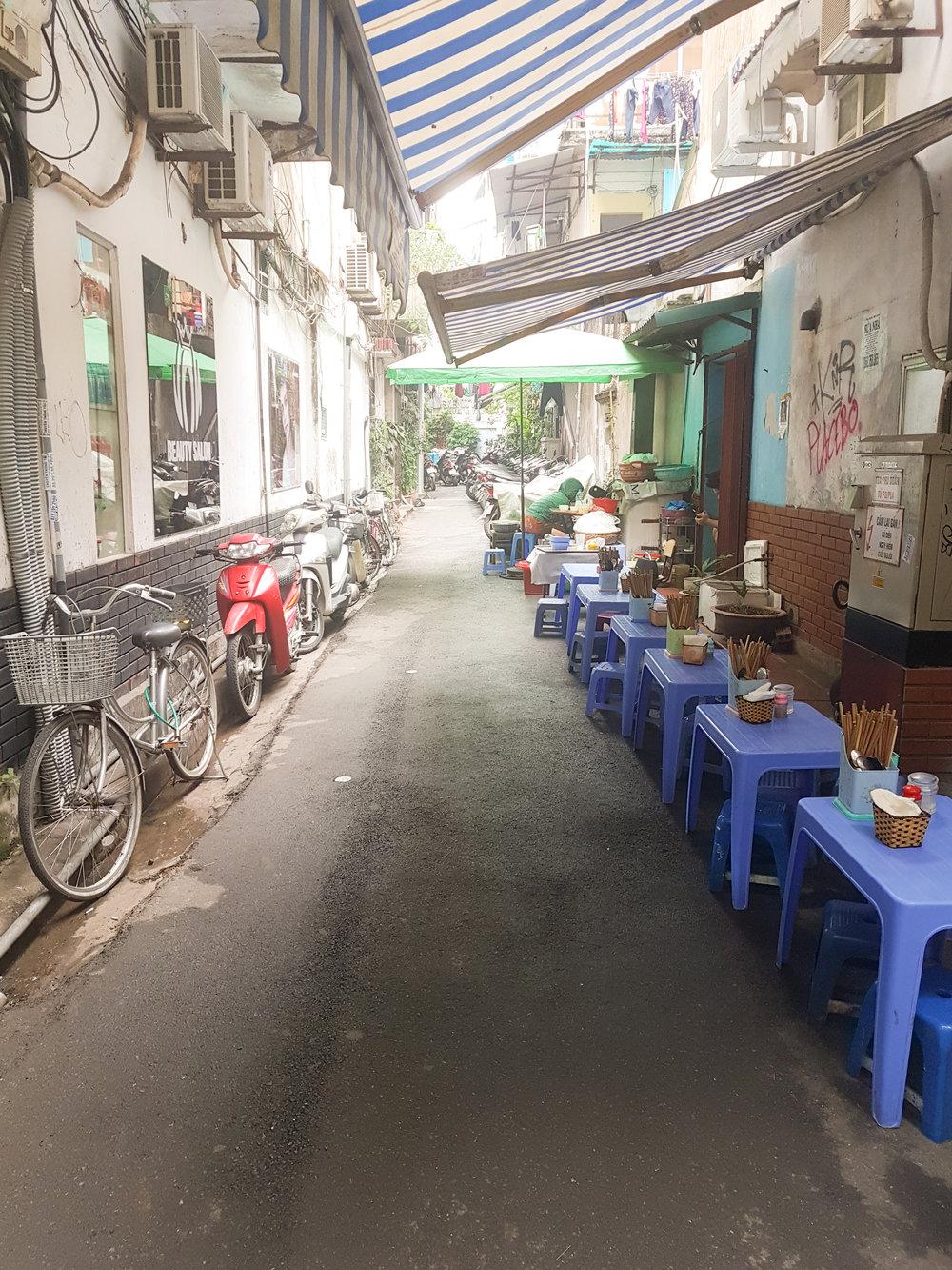Hanoi Street View.