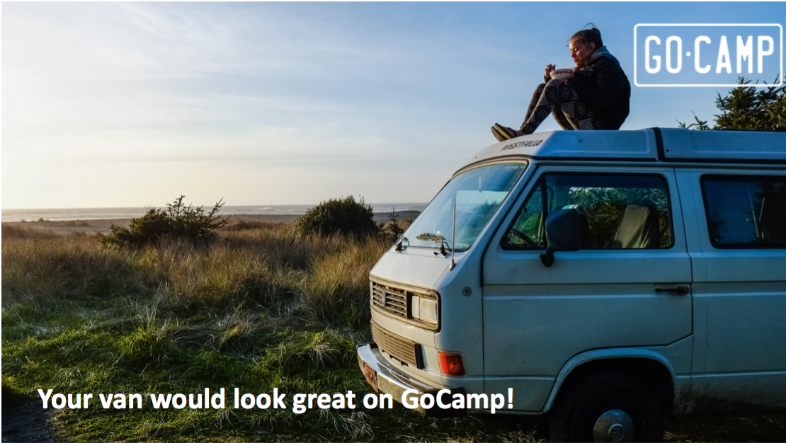 GoCamp partners with GoWesty to offer discounts to van