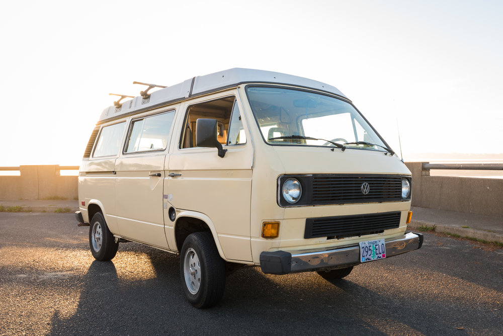 Tortuga, a 1984 Vanagon Camper, invites you to enjoy the journey. To reserve Tortuga, simply click   here   or the   Reserve Now   link above.