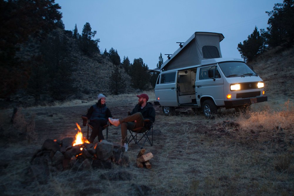 Featured Van: Tumalo (Vanagon Camper)