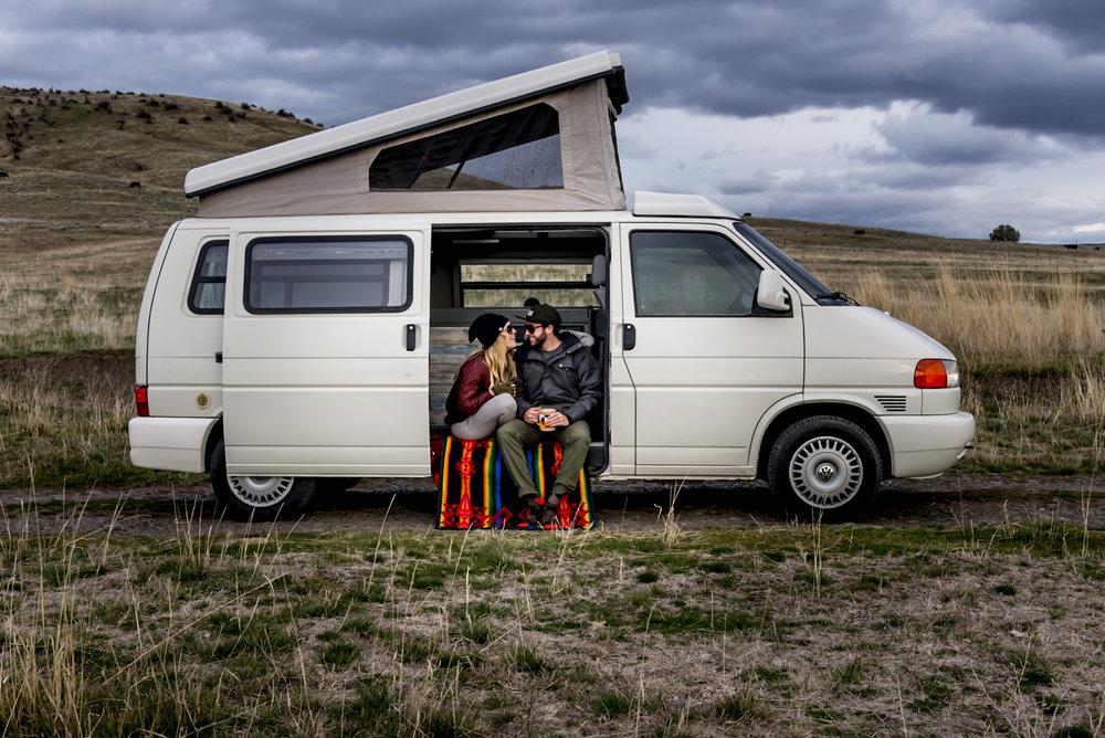Go Camping In Portvandia GoCamp Camper Van Rentals Oregon And California