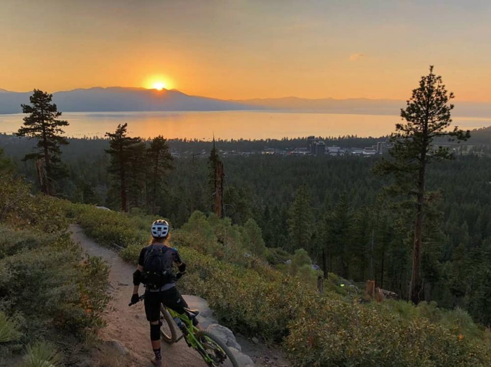 South Lake Tahoe photo credit  @lisaohlen