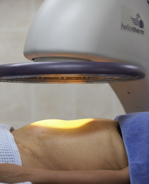 HelioTherm – Regional HyperThermia (LipoTherm) Non-Surgical Lipolysis (ideal for small to medium fat deposits)