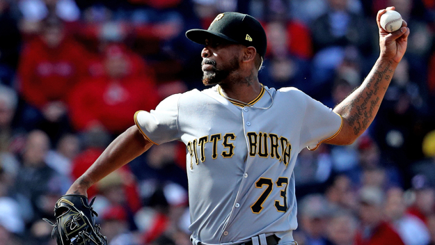 Felipe Rivero looked toight on Monday. Toight like a one-inning Toiger.
