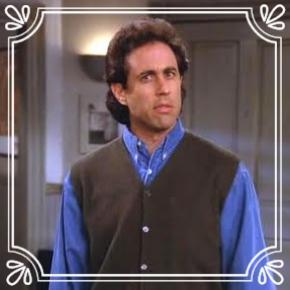 Pick #1: Jerry Seinfeld - Seinfeld -Sitcom Male (Marcus)